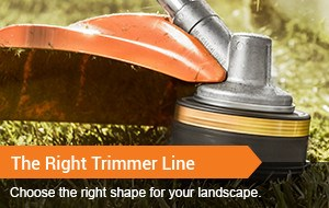 The Right Trimmer Line